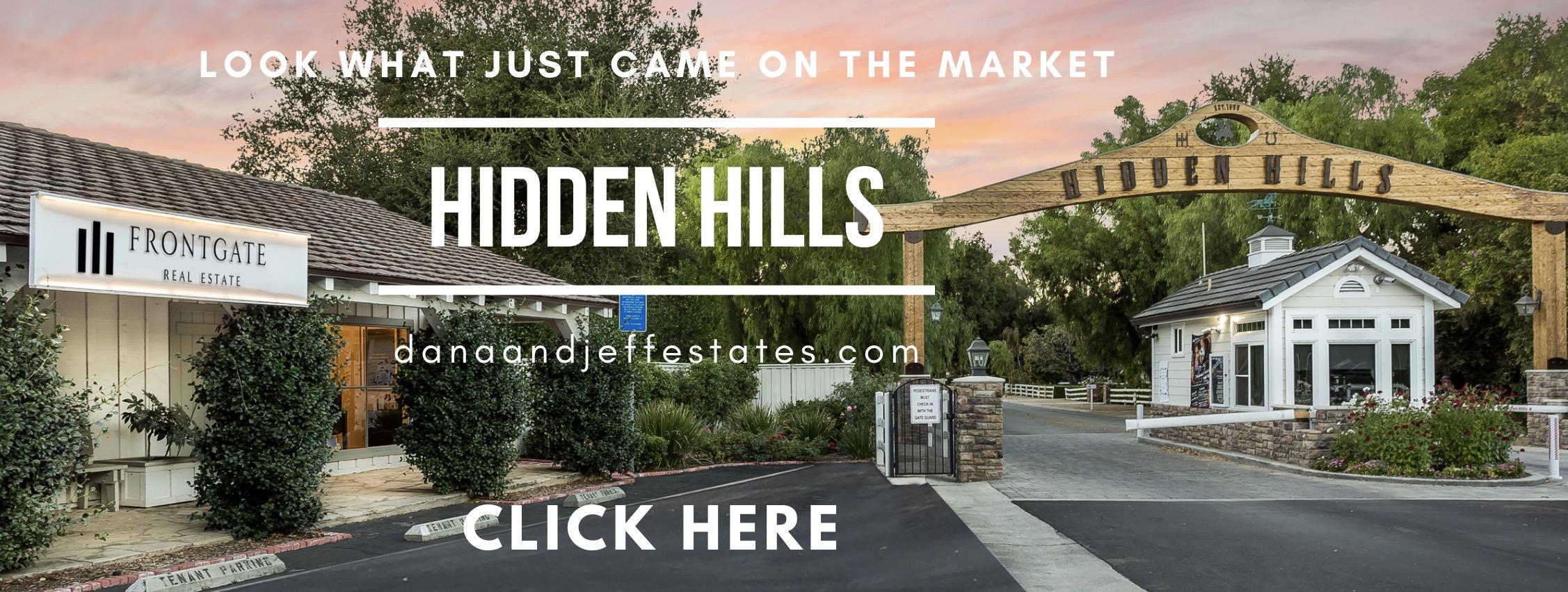 Hidden Hills Homes for Sale