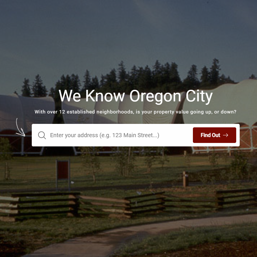 We Know Oregon City Real Estate Values