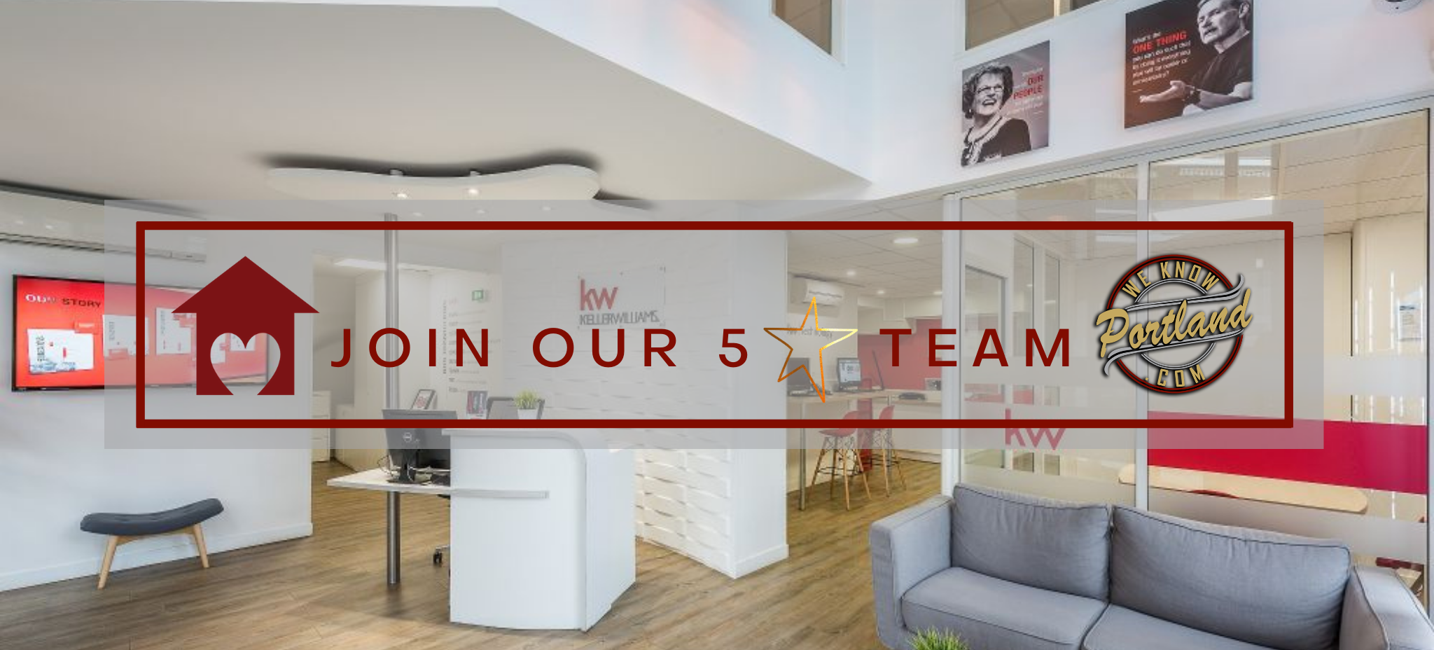 Join Our Real Estate Team | We Know Portland