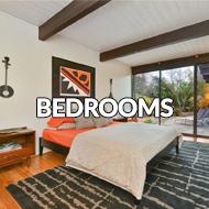 Eichler bedrooms