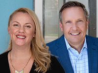 Renee and Barry Adelmann<BR>Eichler Realtors and Homeowners
