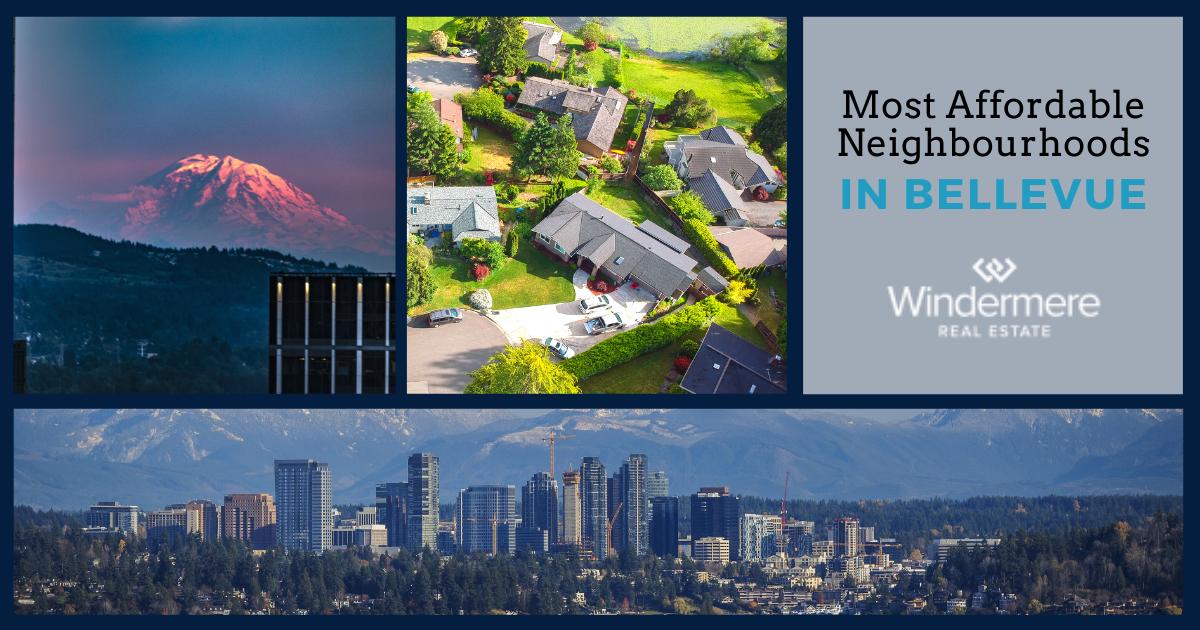 Bellevue Most Affordable Neighborhoods