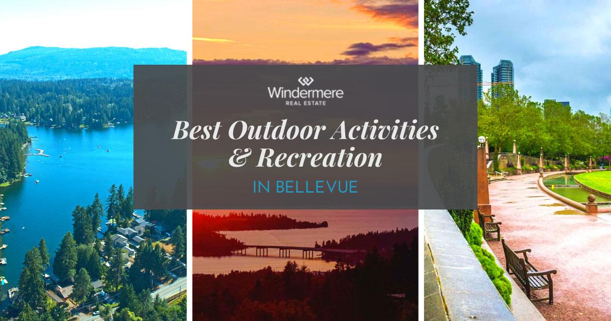 Best Outdoor Activities in Bellevue