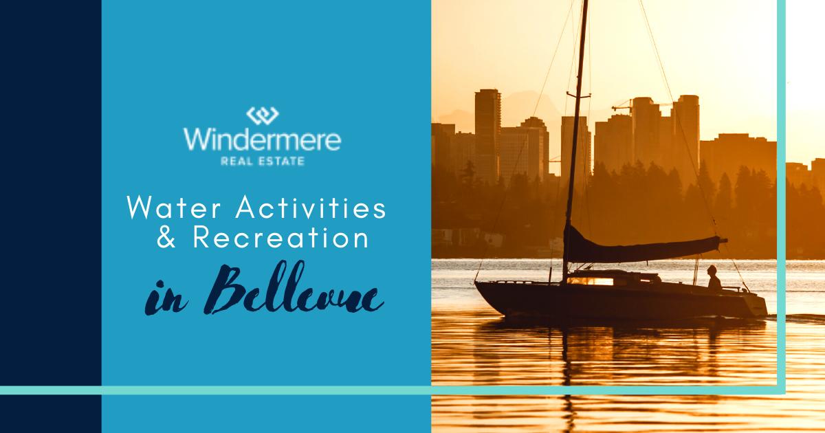 Best Water Activities in Bellevue