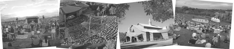 Concert Venues in Utah