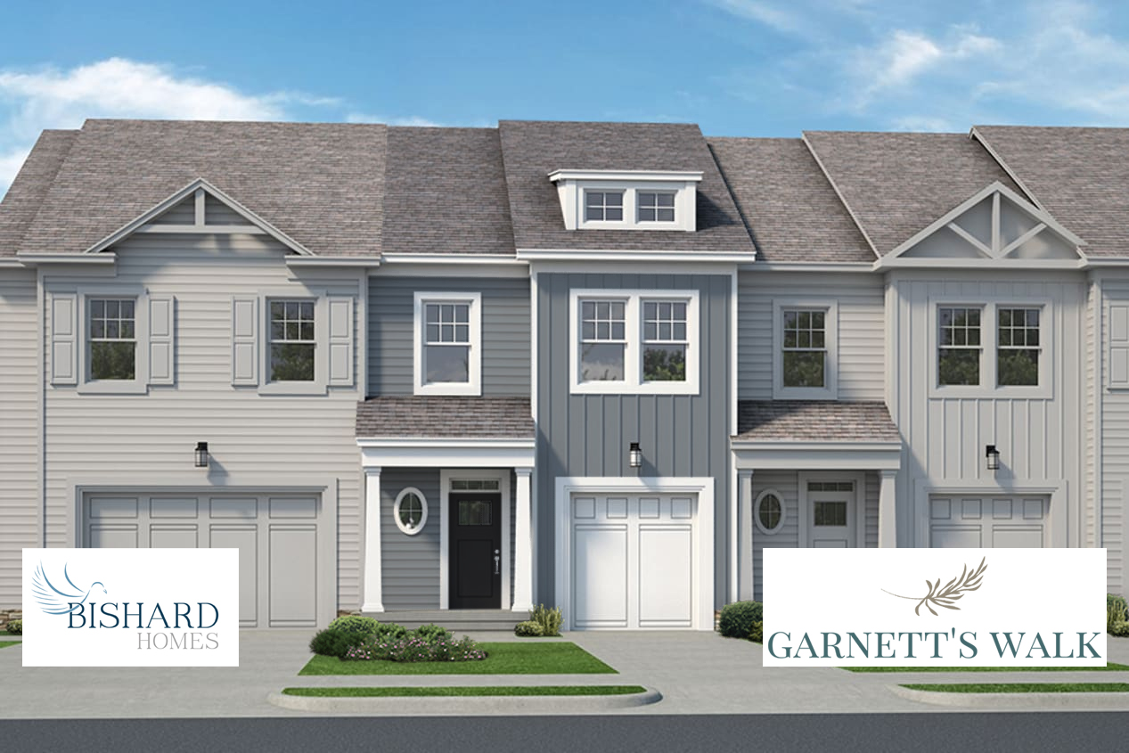 Garnetts Walk New Homes Virginia Beach