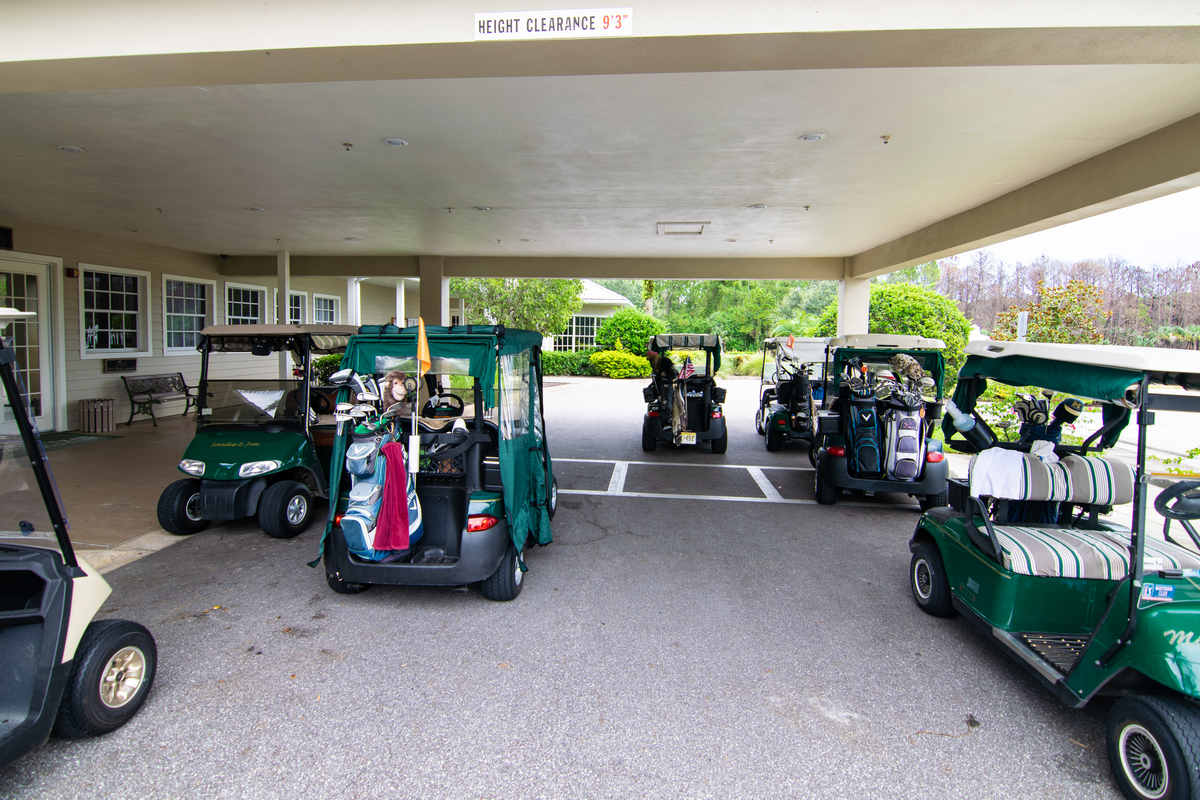 Bobcat Trail Golf Carts