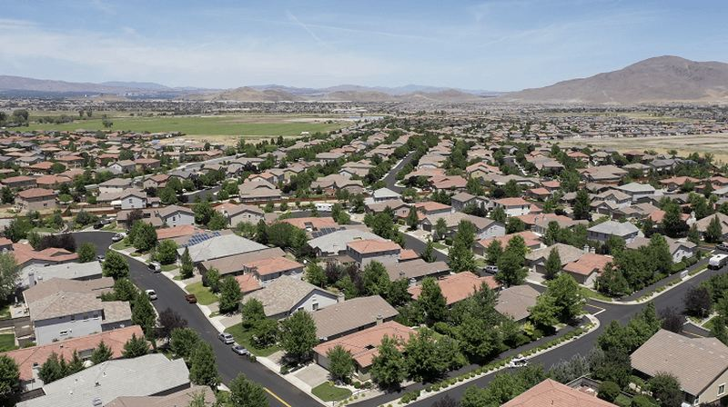 Curti Ranch NV Homes For Sale
