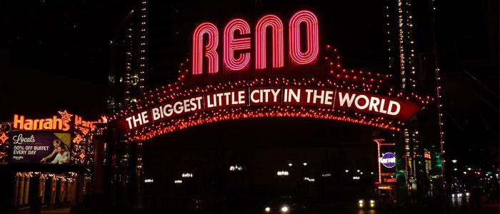 Moving to Reno Nevada