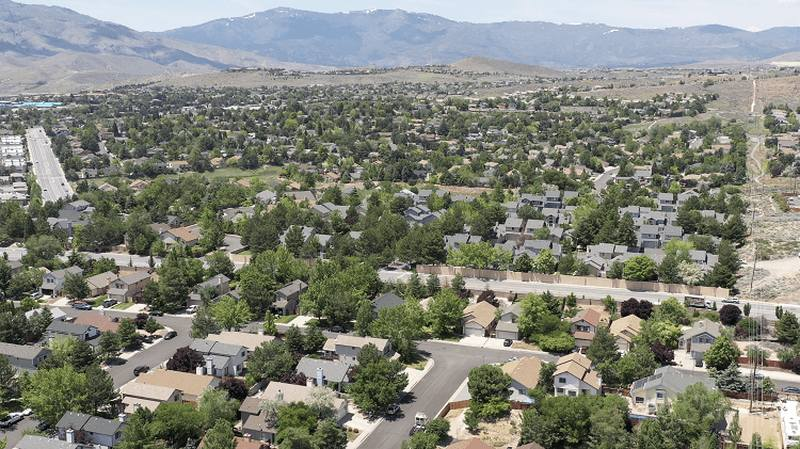 Northwest Reno NV Homes For Sale