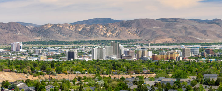 The best neighborhoods in Reno Nevada