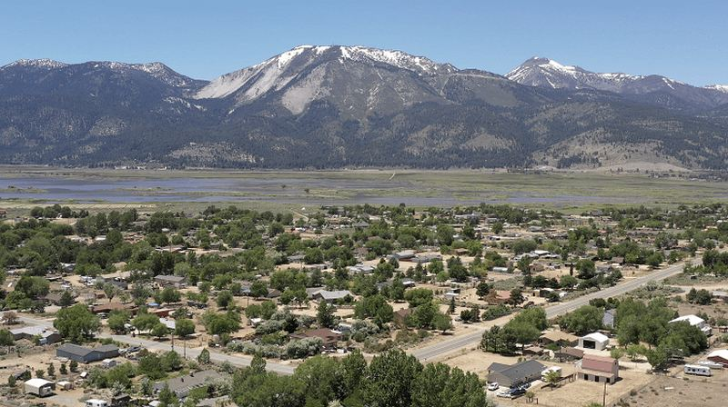 Washoe Valley NV Homes For Sale