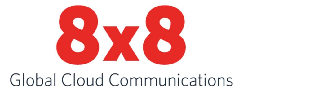 8X8 Communications Logo