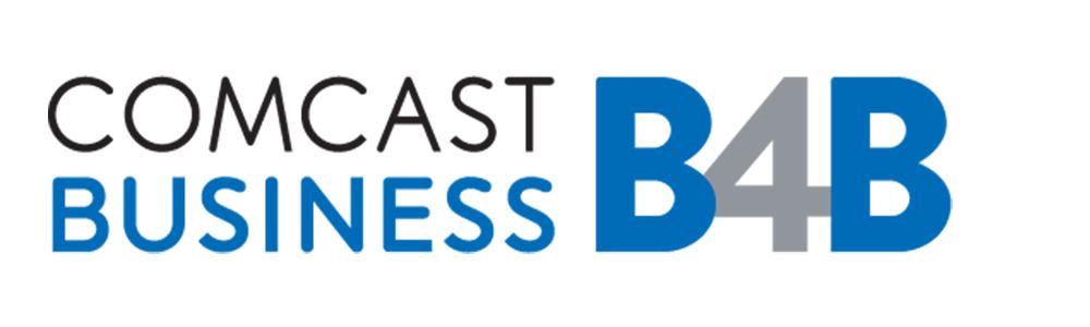 Comcast Business B4B Logo