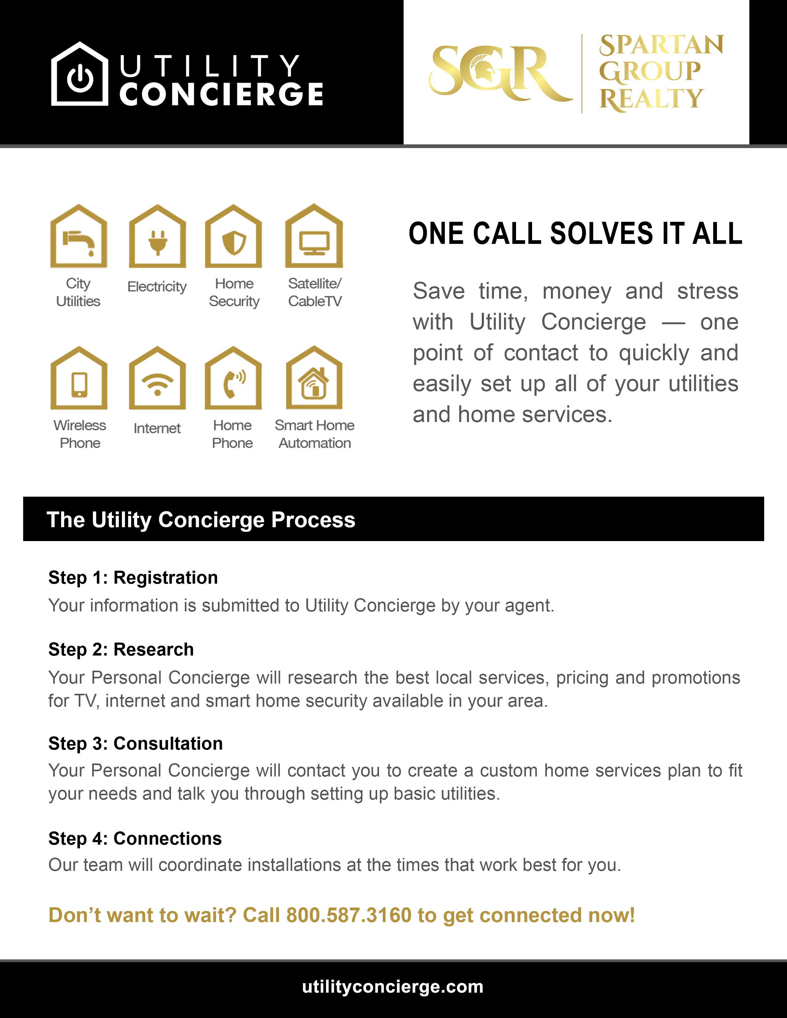 utility concierge