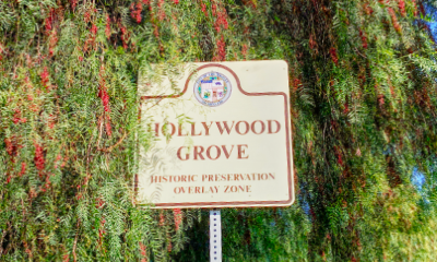 Hollywood Grove Historic Preservation Overlay Zone