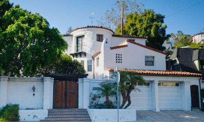 Mediterranean Home Los Angeles