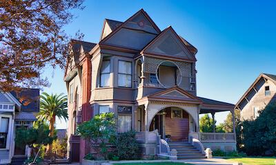 Victorian Home Los Angeles