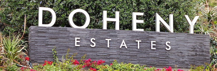 Doheny Estates Real Estate Agents