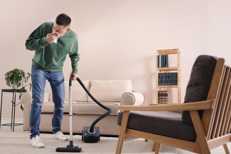 Reducing Indoor Home Allergies