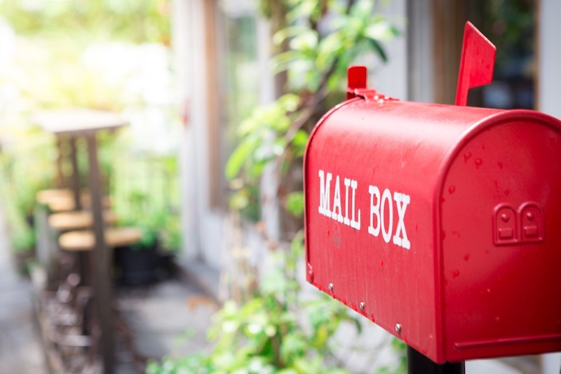 Changing Your Mailing Address