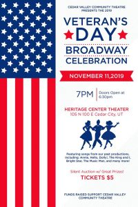 Broadway Veterans Day Celebration