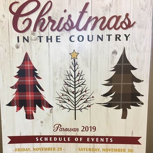Christmas in the Country Ad