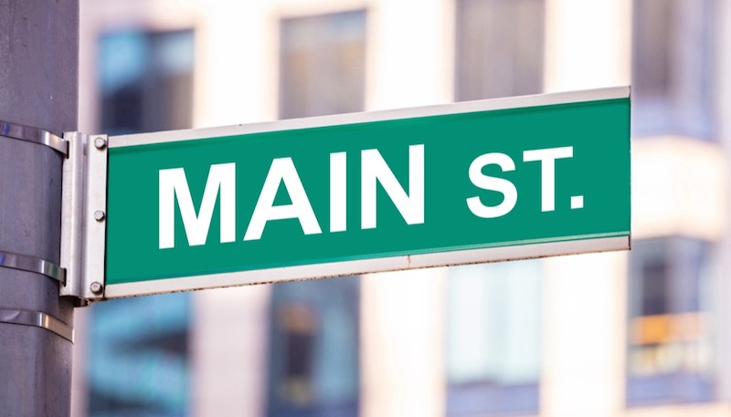 What to do When Street Name Changes