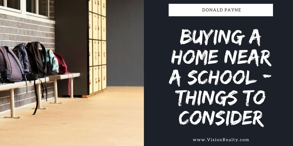 Buying a Home Near a School - Things to Consider