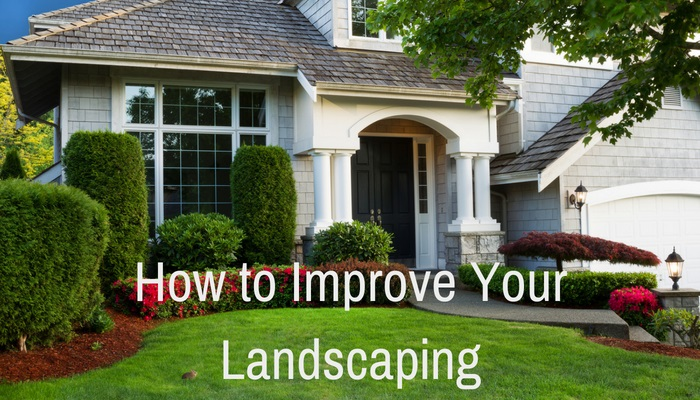 5 Landscaping Ideas When Selling Your Home