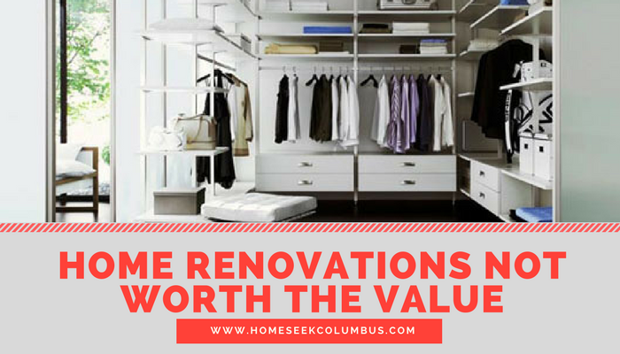Home Renovations That Decrease a Home's Value