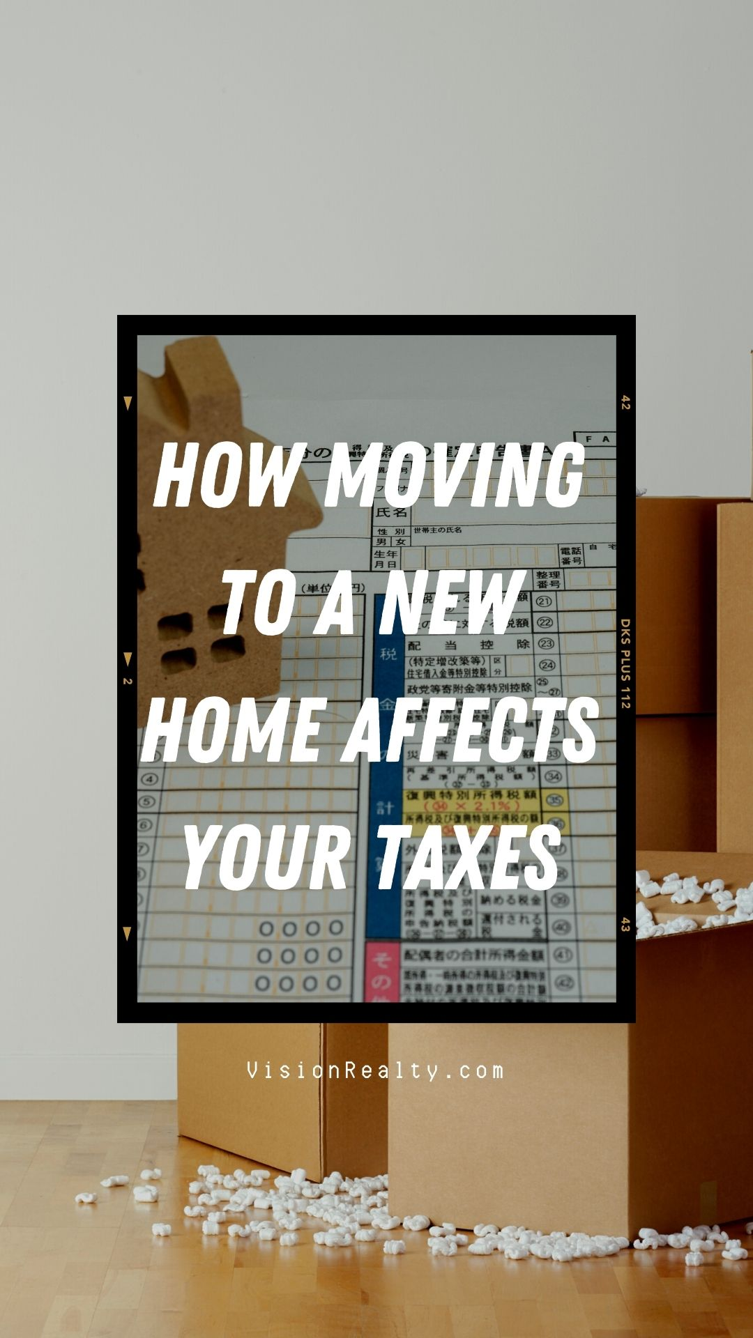 How Moving to a New Home Affects Your Taxes