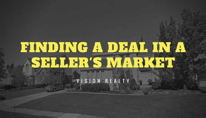 Finding a Deal Even in a Seller's Market