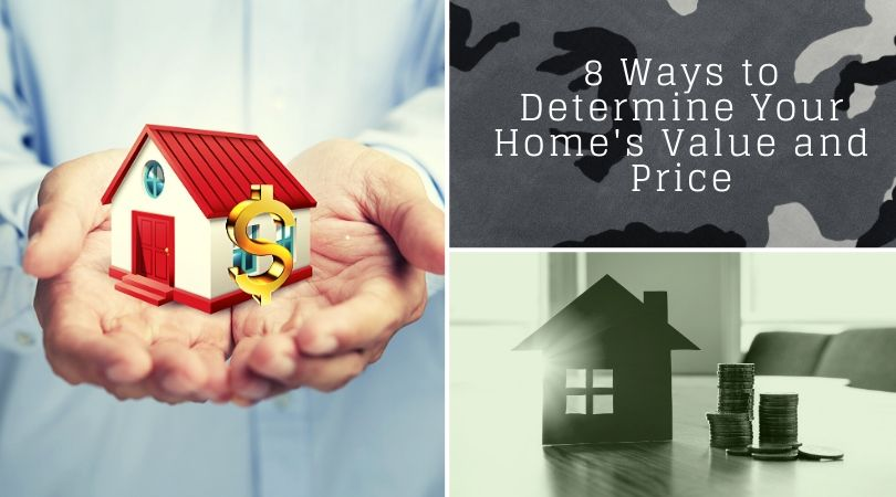 8 Ways to Determine Your Home's Value and Price