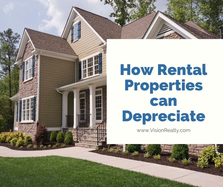 How Rental Properties can Depreciate