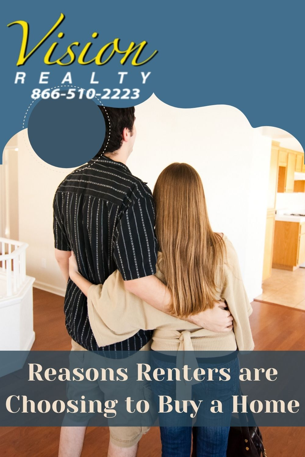 Reasons Renters are Choosing to Buy a Home