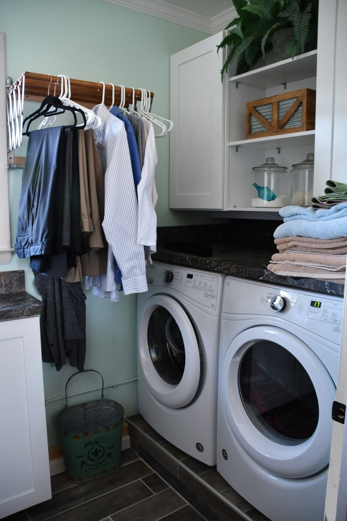 8 Ways to Improve Your Laundry Room