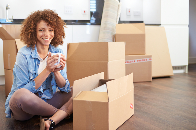 8 ways to pack up a house