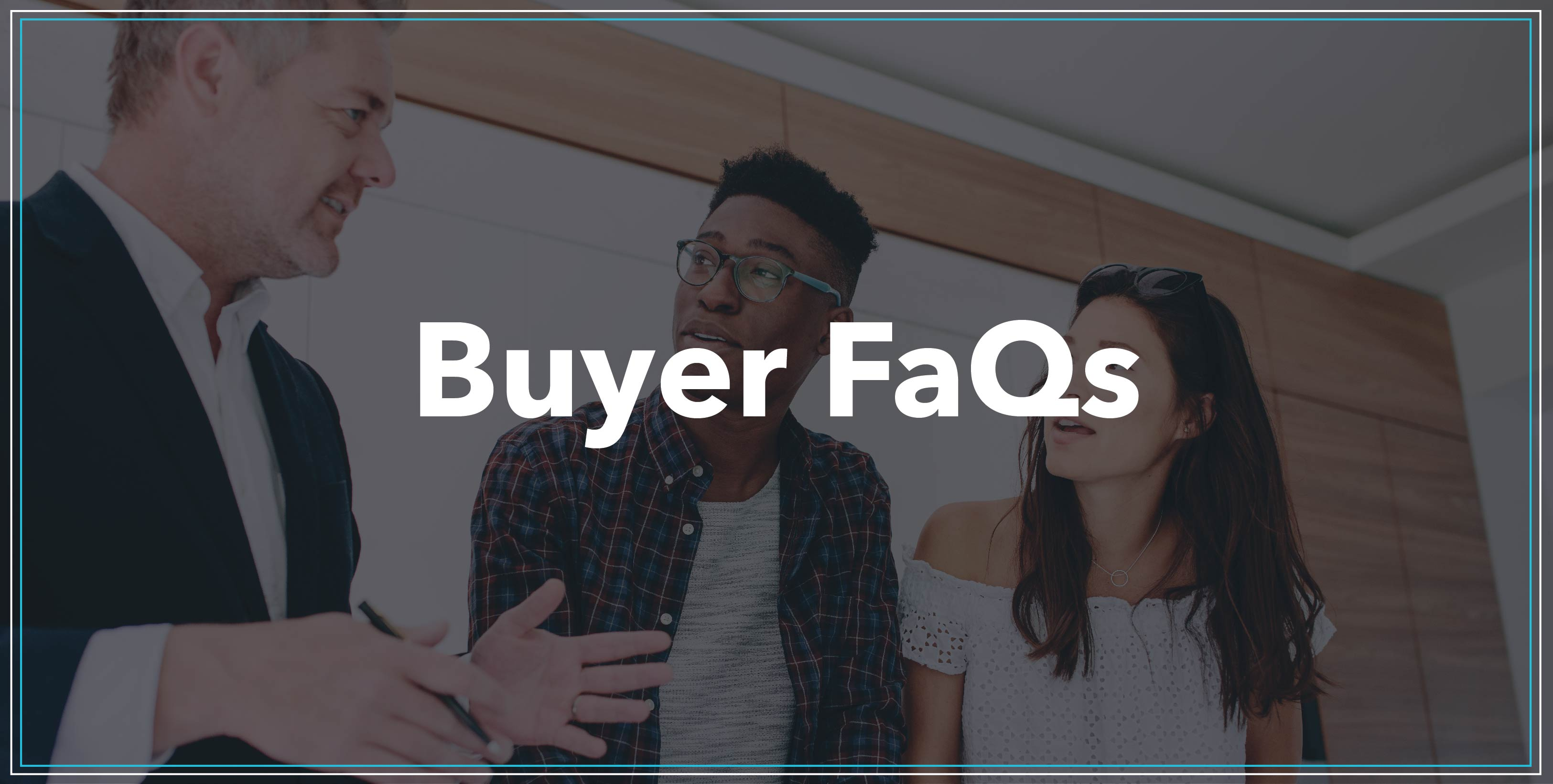 FaQs for Buyers Header Image
