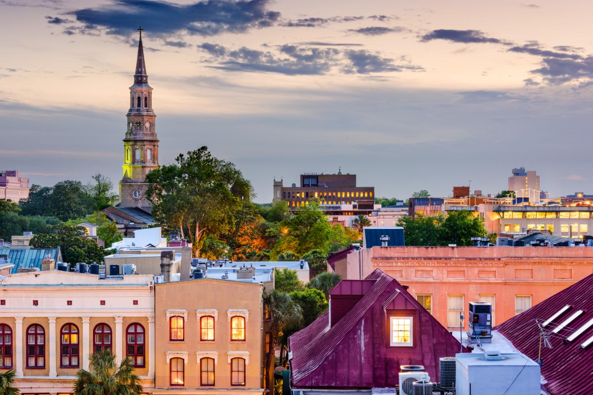 Charleston and South Carolinas Economy