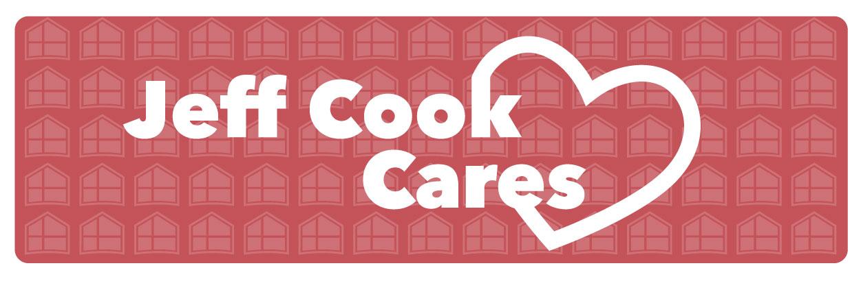 Jeff Cook Cares Logo