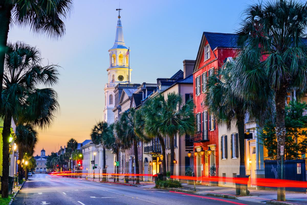 Move to Charleston