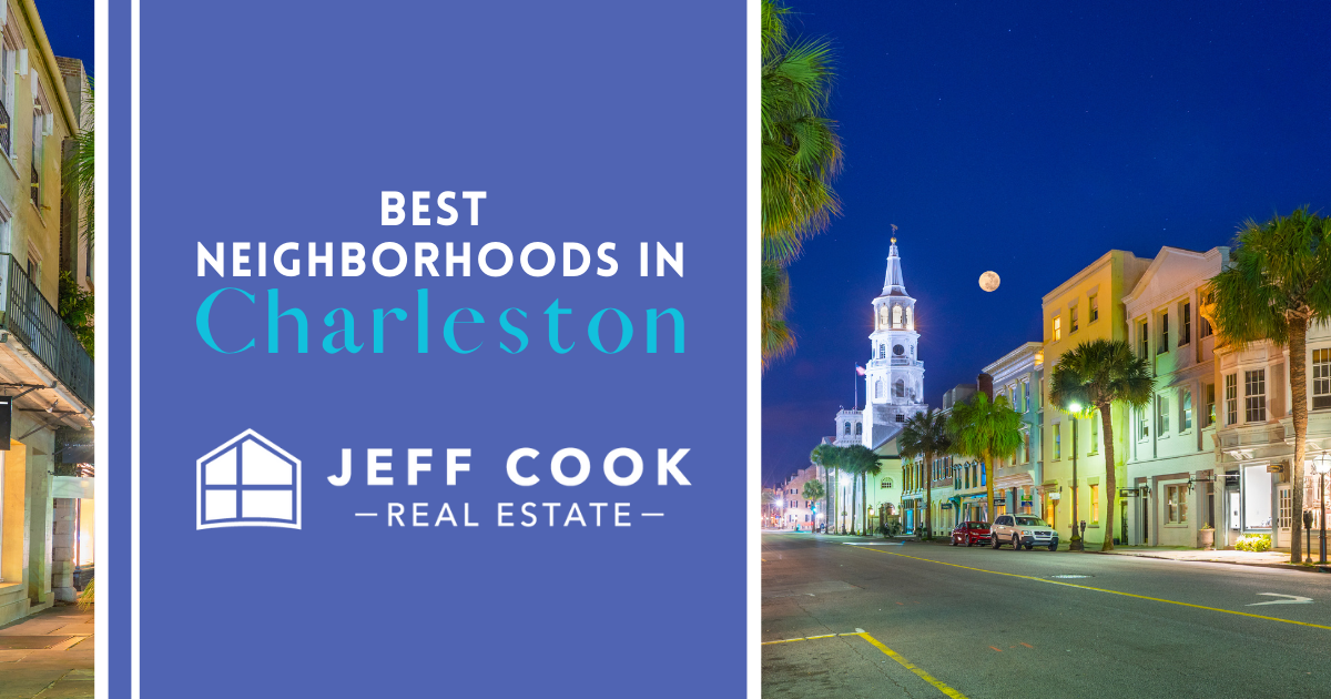 Charleston Best Neighborhoods