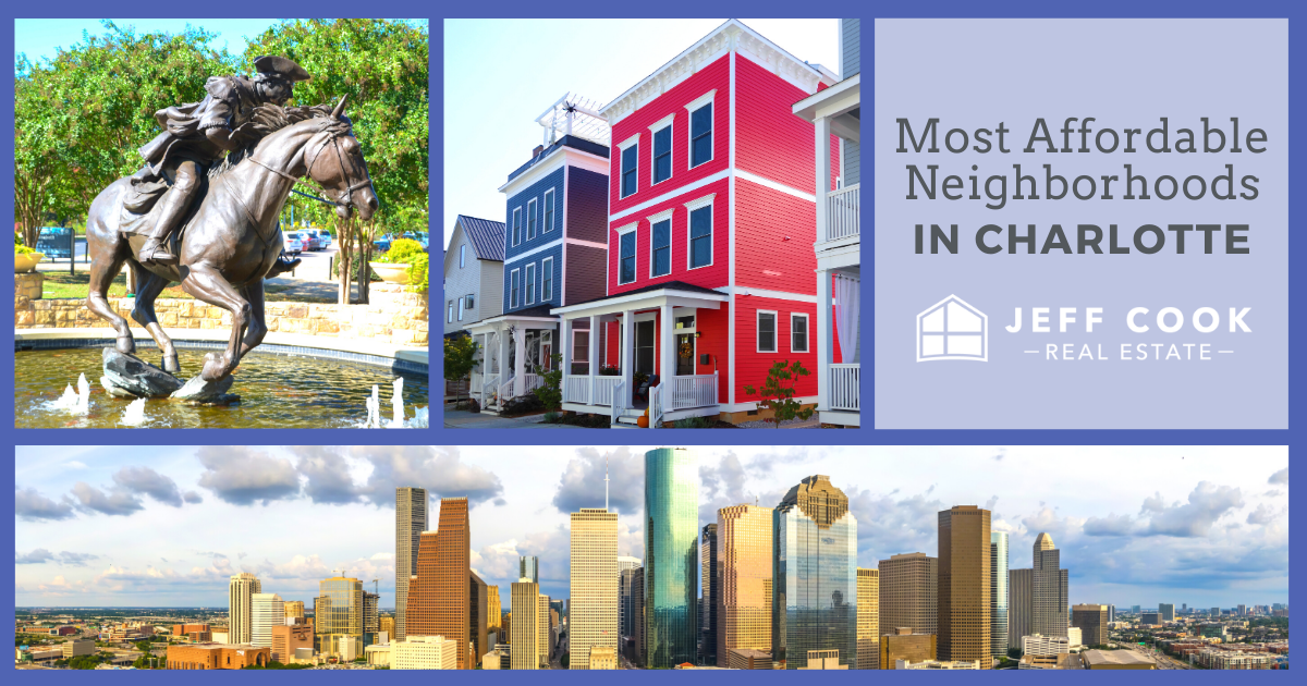 Charlotte Most Affordable Neighborhoods