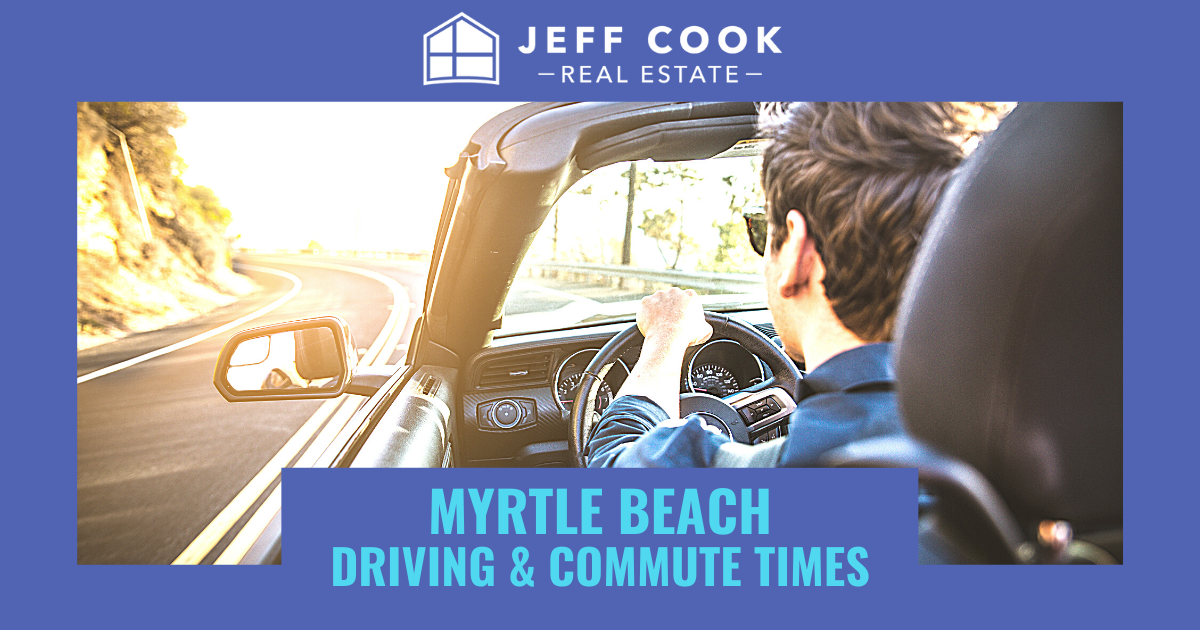 What to Know About Driving in Myrtle Beach