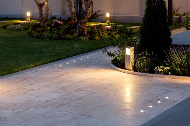 Installing Great Outdoor Lighting
