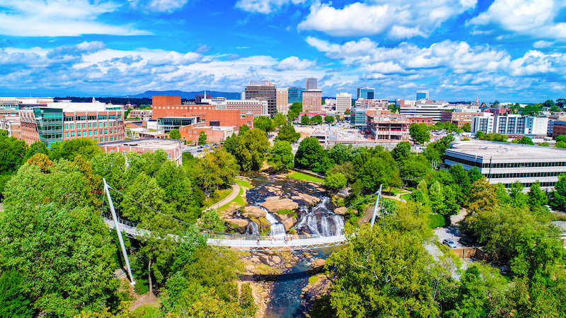Climate & Weather in Greenville, SC