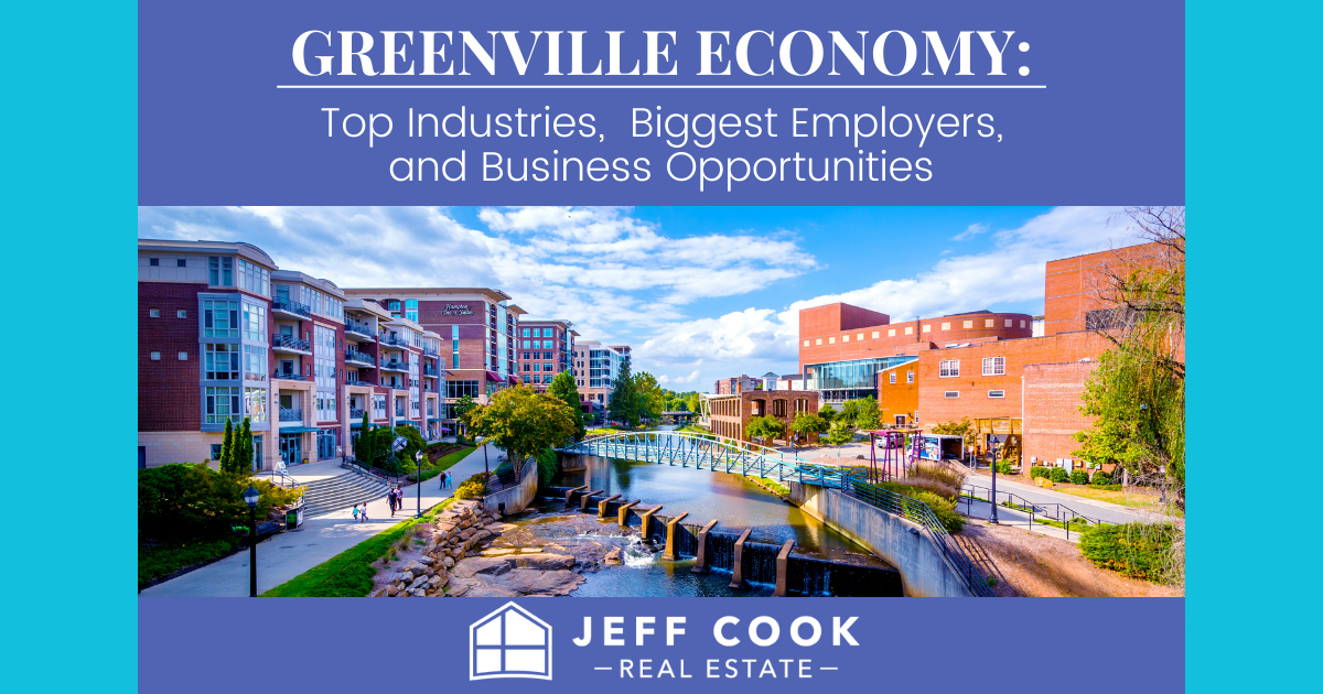 Greenville Economy Guide