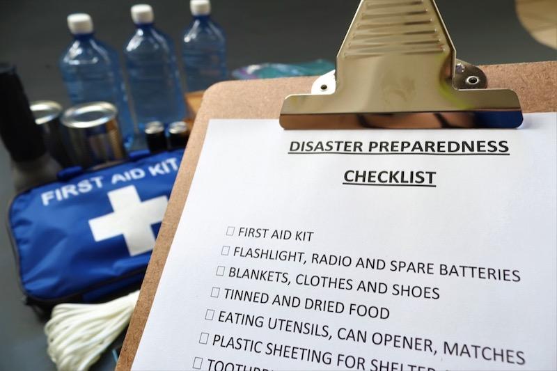 Making a Home Evacuation Checklist