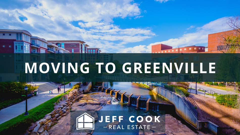 Moving to Greenville Relocation Guide